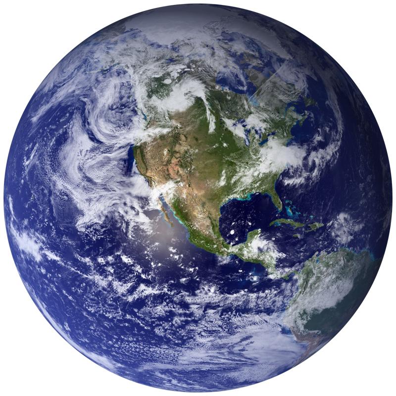 Planéta zem - Boh ako stvoriteľ všetkého